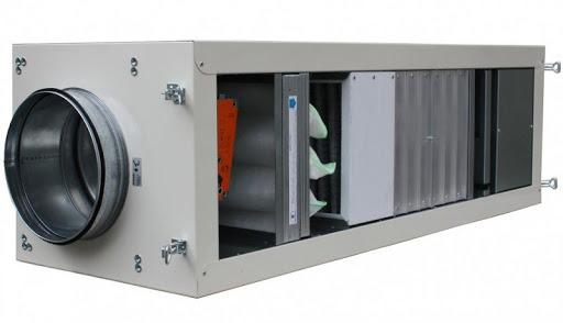 Применение приточных вентиляционных установок