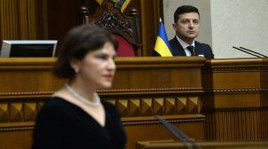 """Венедіктова не вносила доплату за проживання у держрезиденції площею майже 700 кв. м, – """"Схеми"""""""