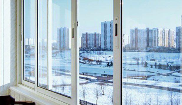 (Рус) Как выбрать алюминиевые окна