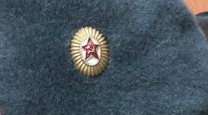У Львові затримали юнака у шапці з символікою СРСР