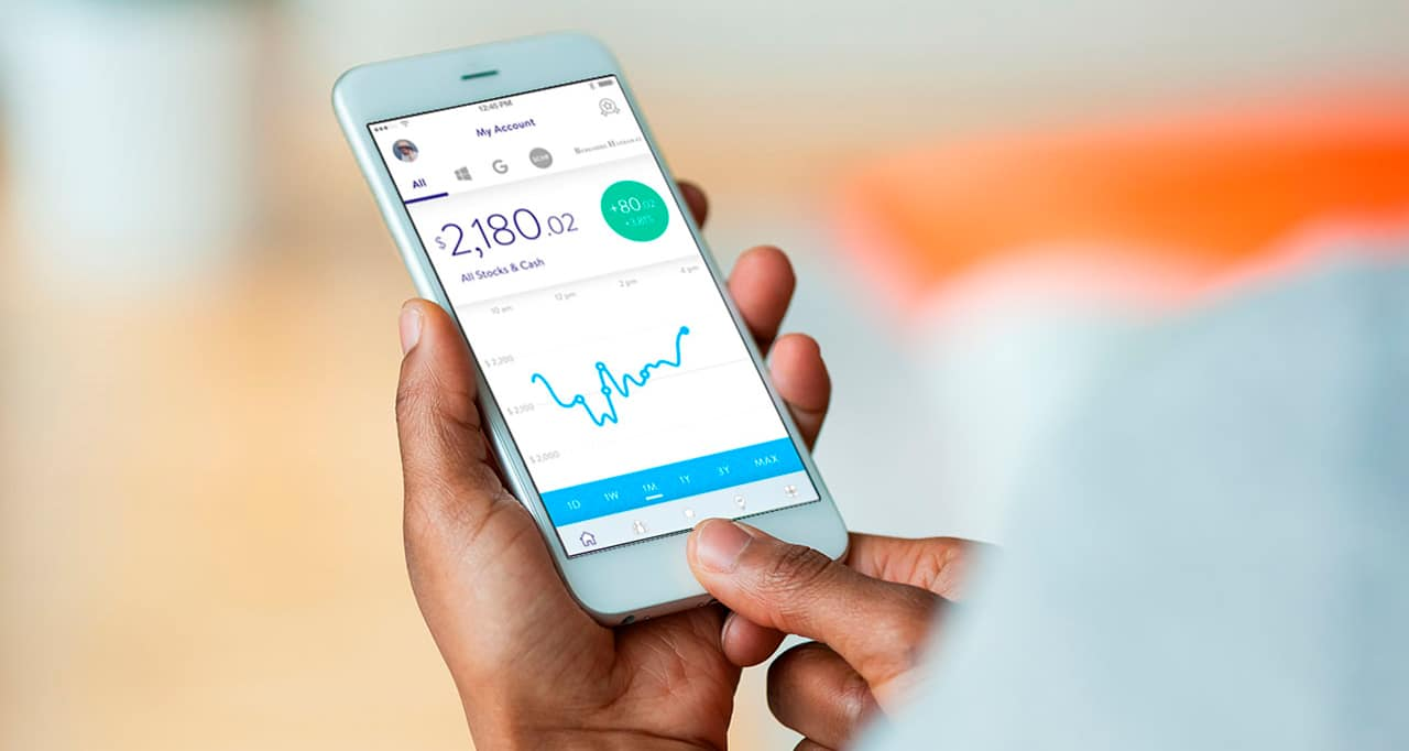 Приложения для инвесторов на Iphone и Android