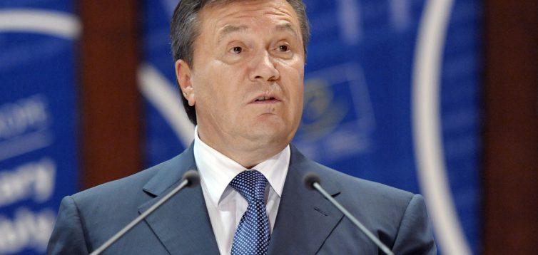 ДБР повідомило про підозру у держзраді Януковичу за підписання «харківських угод» на користь Росії