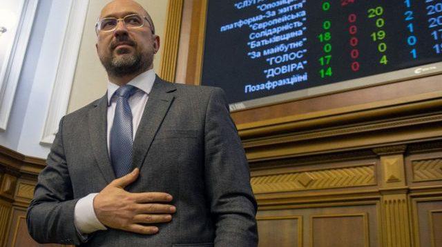 Усунення Шмигаля: як швидко офіс Зеленського зможе назбирати голоси