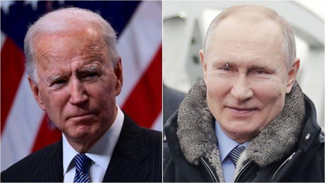 В Кремле заявили, что у Байдена и Путина серьезные разногласия в вопросах Украины
