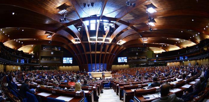 У ПАРЄ відхилили всі поправки української делегації до рішення про неможливість санкцій проти РФ