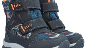 (Рус) Как выбрать термо обувь для детей