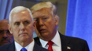 Віцепрезидент США відмовився усувати Трампа від влади