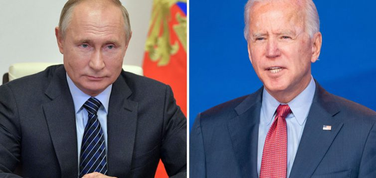 Байден у розмові з Путіним підкреслив, що він підтримує суверенітет України