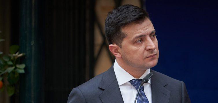 Зеленський заявив, що до нього ніхто в Україні не думав повертати Крим