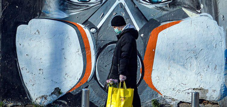 Україна опинилася в десятці країн, які найгірше відреагували на пандемію