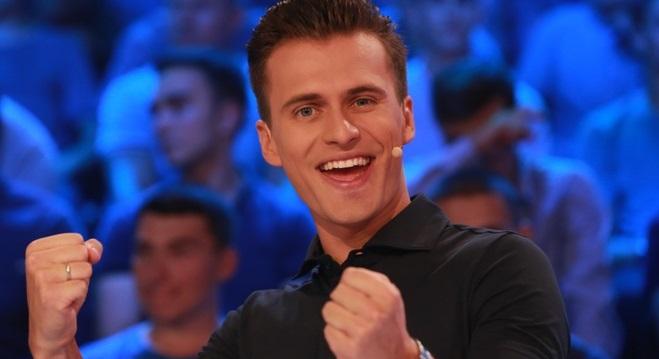 Зеленський призначив телеведучого і пародиста головою Черкаської обласної держадміністрації