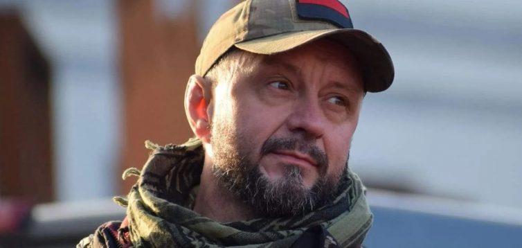 """Антоненко звернувся до Зеленського: """"Ви не чоловік!"""". ВІДЕО"""
