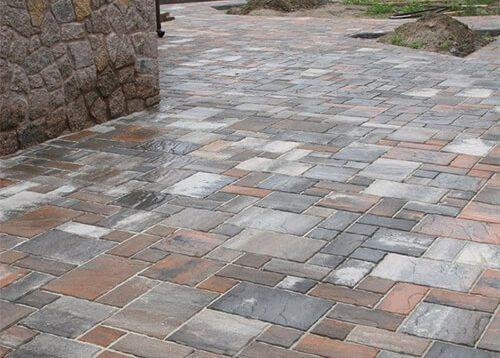 Советы по выбору тротуарной плитки