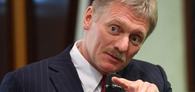 Пєсков заперечує плани Росїї включити до свого складу окупований Донбас
