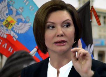 """Ексрегіоналка в ефірі українського телеканалу назвала українську армію """" злочинцями"""""""
