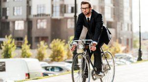 (Рус) Тема: «Велосипед как альтернатива общественному транспорту».