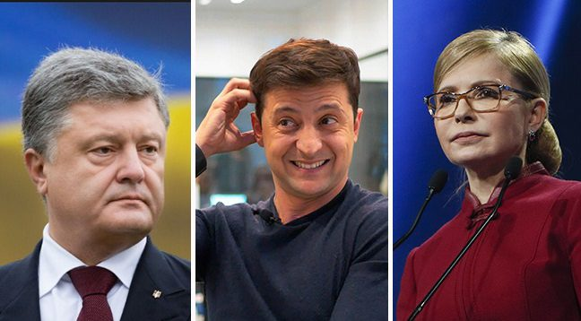 Рейтинг Зеленського вперше впав нижче 20%, Порошенко другий, – опитування