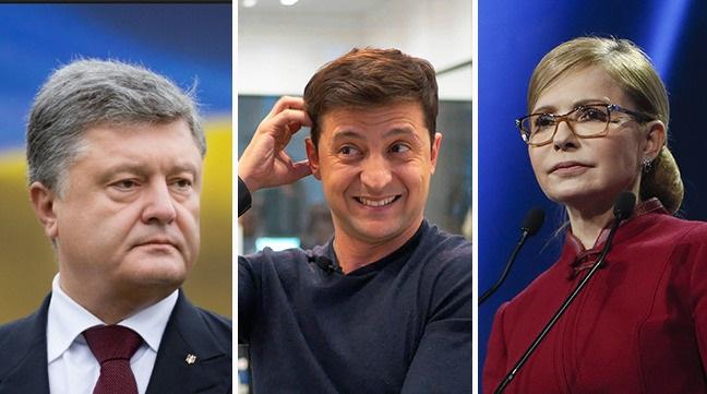 Рейтинг Зеленского впервые упал ниже 20%, Порошенко второй, — опрос