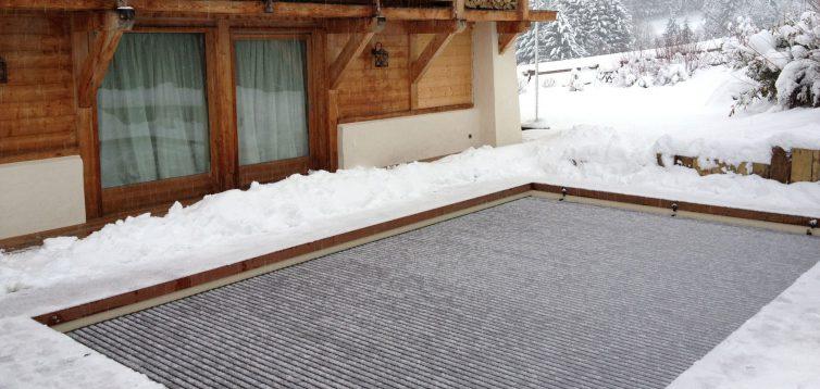 (Рус) Защита бассейнов на зиму: особенности консервации