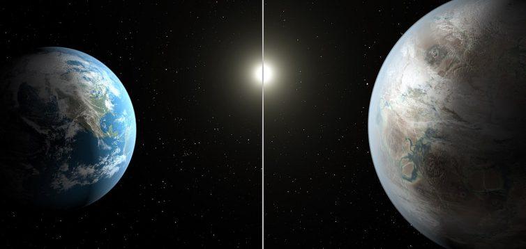 Астрономи виявили планету, схожу на Землю