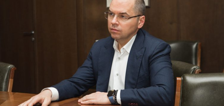 У Степанова стався конфлікт із главою «Медзакупівель» через закупівлю вакцин