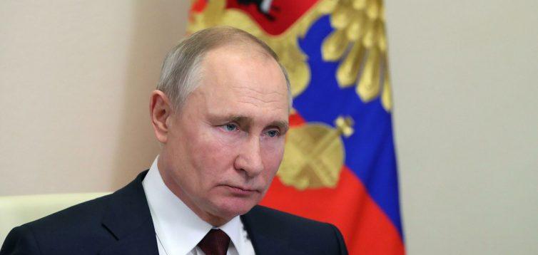 """Путін заявив, що """"Росія не покине Донбас, незважаючи ні на що"""""""