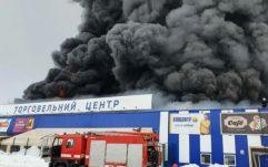 """У Первомайську затримали чоловіка, який підпалив """"Епіцентр"""". ФОТО. ВІДЕО"""