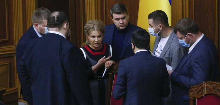 Тимошенко хоче об'єднання в коаліцію