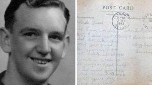 У Британії опублікували лист солдата з фронту, який дійшов до адресата через 78 років. ФОТО