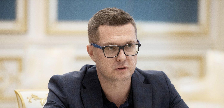Баканов заявив, що Стерненко ніколи не був агентом СБУ