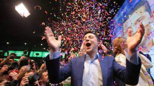 Зеленський під час карантину влаштував вечірку з нагоди свого дня народження. ВІДЕО