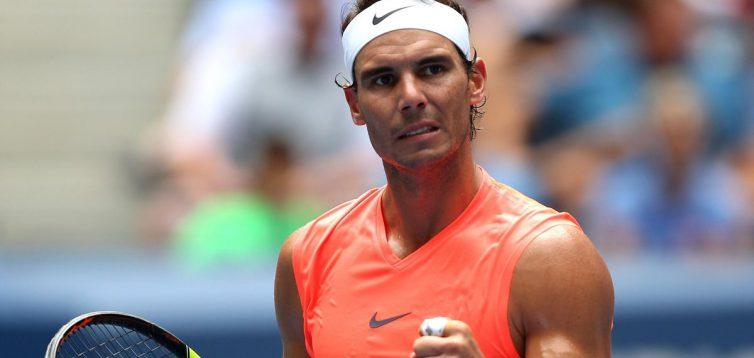Надаль вийшов в 1/8 фіналу Australian Open