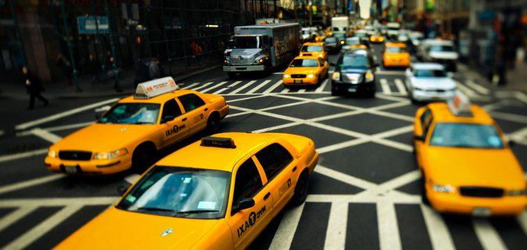 (Рус) Преимущества вызова такси онлайн