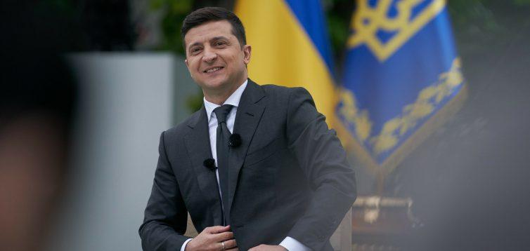 Зеленський хоче за участі ОАЕ збудувати гавань для яхт в Одесі