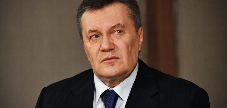 Янукович зробив заяву щодо подій на Майдані