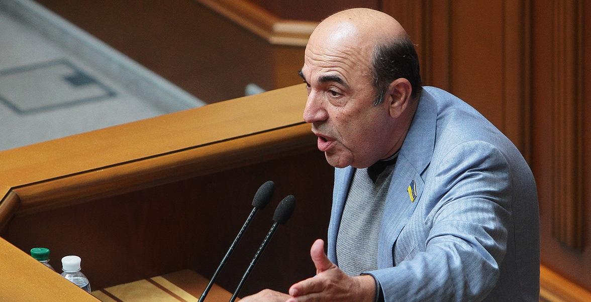 """Рабинович з трибуни Верховної Ради назвав Зеленського """"фашистом"""""""