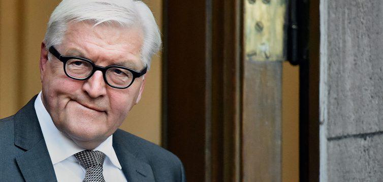Президент ФРН Штайнмаєр відповів на критику посла України Мельника