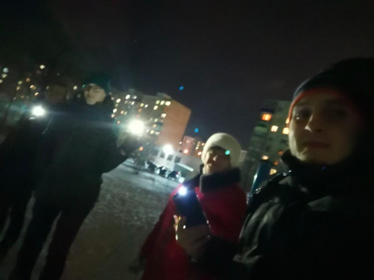 У Росії під час акції «Любов сильніша за страх» затримано дев'ять учасників. ФОТО