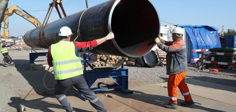 В Германии поддержали сохранение транзита газа через Украину