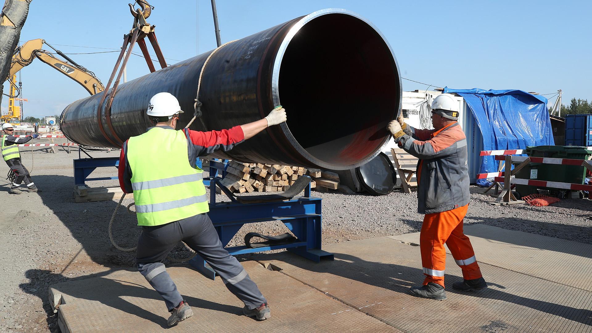 У Німеччині підтримали збереження транзиту газу через Україну