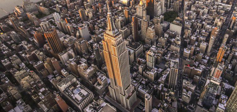 Найвідоміший хмарочос Нью-Йорка повністю переходить на енергію вітру