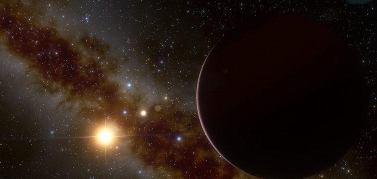 Астрофізики виявили рідкісну гігантську планету