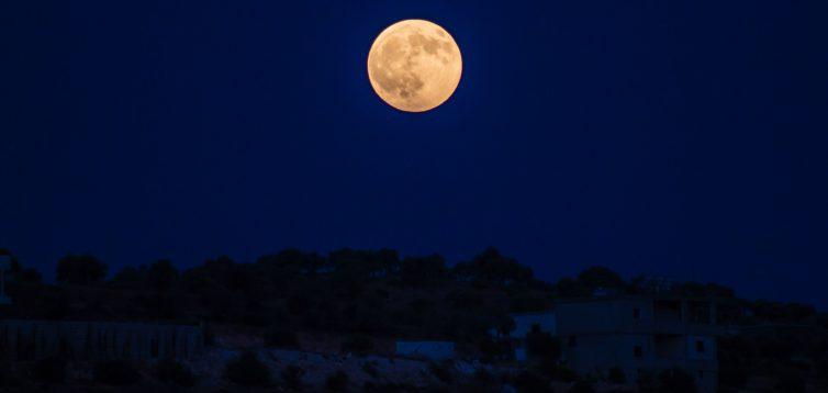 Вчені розкрили загадку темної сторони Місяця
