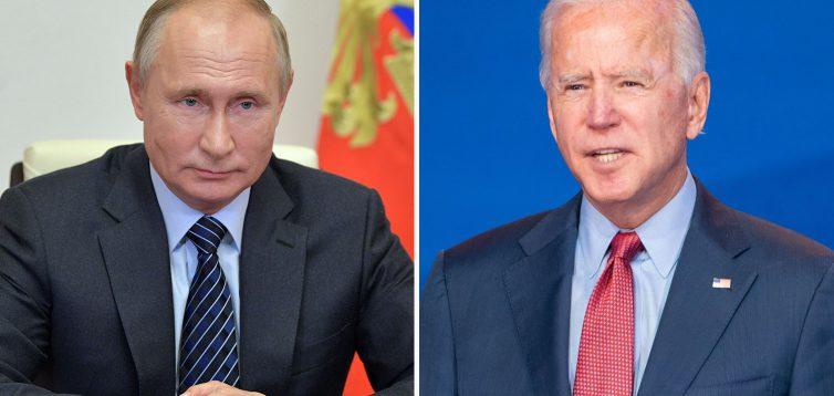 У Вашингтоні розповіли, навіщо Байден подзвонив Путіну одним з перших