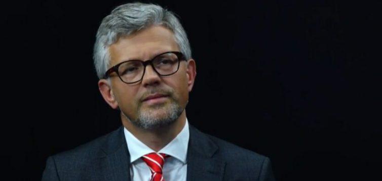 Посол України дорікнув президента Німеччини в підіграванні кремлівській пропаганді