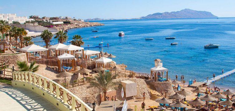 Найвідоміший курорт Єгипту обгородили колючим дротом. ФОТО