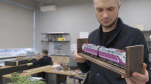 Київські митці створюють один з найбільших макетів України у мініатюрі. ФОТО
