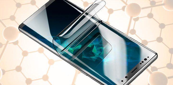 (Рус) Что такое гидрогелевая пленка для смартфона