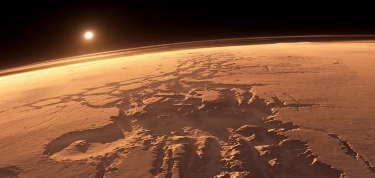 На Марсі знайшли сліди більше десятка льодовикових періодів
