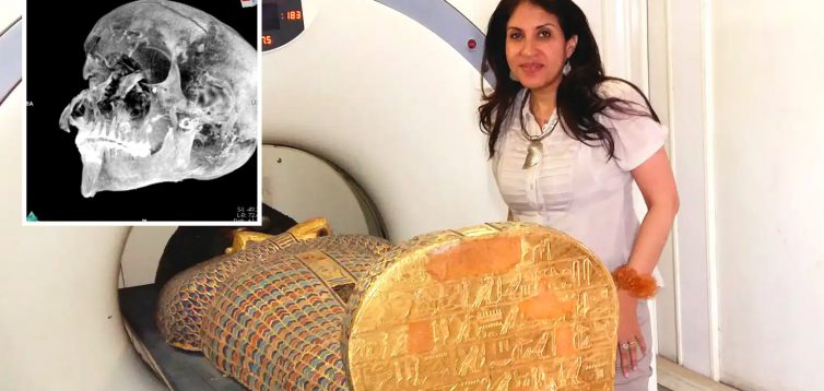 Ученые рассказали, как был убит древнеегипетский фараон Секененру